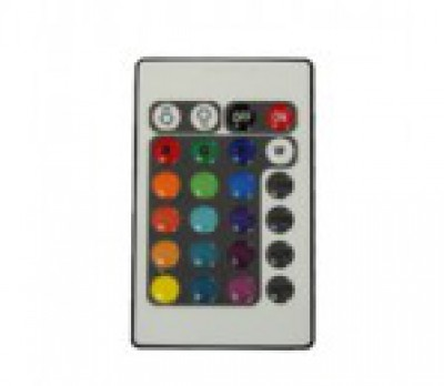 LED Controller-RGB-IR / 24 key / mini