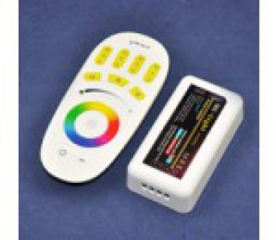 4 Zone Mi-Light Touch Screen RGBW Controller