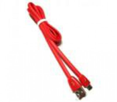 USB-MICRO-TPE-RED