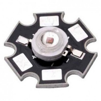 LED-Fito-1W/R-660nm-STAR