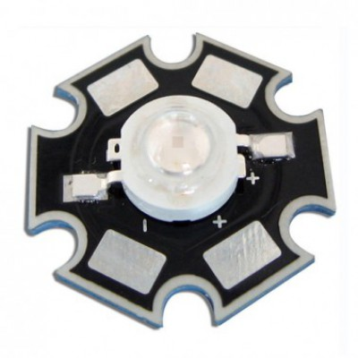 LED-Fito-3W/B-445nm-STAR