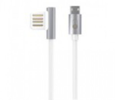 Charging Cable WK Dual Side Micro White 1m Throne